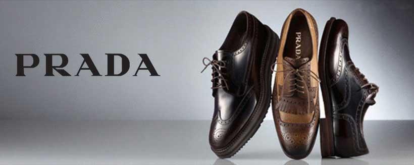 Prada Ayakkabı, Prada Erkek Ayakkabı Modelleri Banner