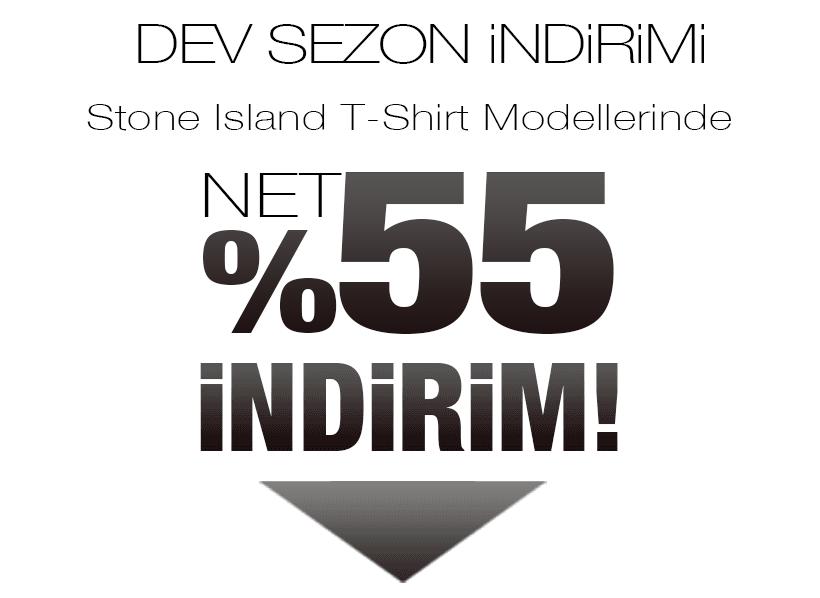 Stone Island Tişört Sezon Kampanyası