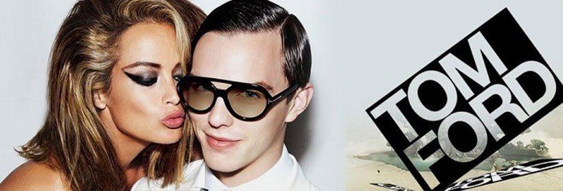 Tom Ford Gözlük, Güneş Gözlüğü Modelleri Banner