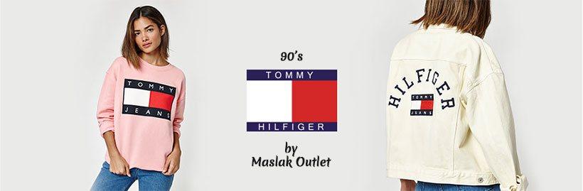 Tommy Hilfiger Kadın Sweatshirt Modelleri Banner