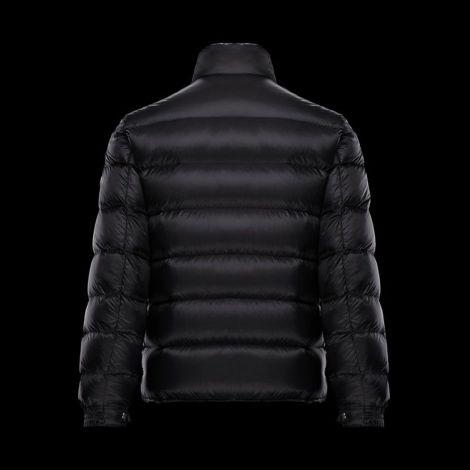 Moncler Mont Piriac Siyah - Moncler Erkek Mont Piriac 2019 2020 Sezonu Siyah