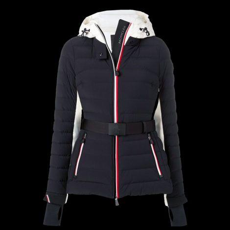 Moncler Mont Bruche Lacivert - Moncler Grenoble Jackets Bruche Kadin Lacivert
