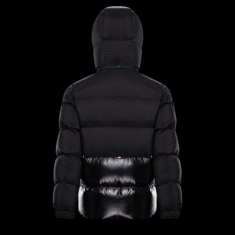 Moncler Mont Maures Siyah - Moncler Mont 2021 Erkek Maures Jacket Black Siyah