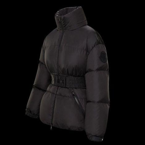 Moncler Mont Tiac Siyah - Moncler Mont 2021 Kadin Tiac Mat Siyah