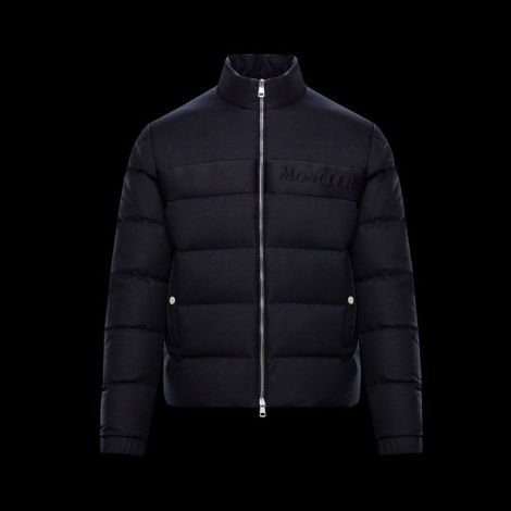 Moncler Mont Jaudy Lacivert - Moncler Mont 21 Jaudy Autumn Winter Outwear Lacivert
