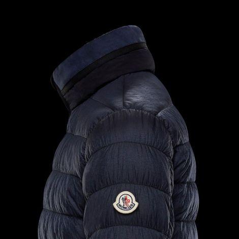 Moncler Mont Octavien Lacivert - Moncler Mont 21 Octavien Dark Blue Jacket Lacivert