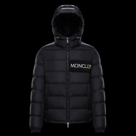 Moncler Mont Aiton Siyah #Moncler #Mont #MonclerMont #Erkek #MonclerAiton #Aiton