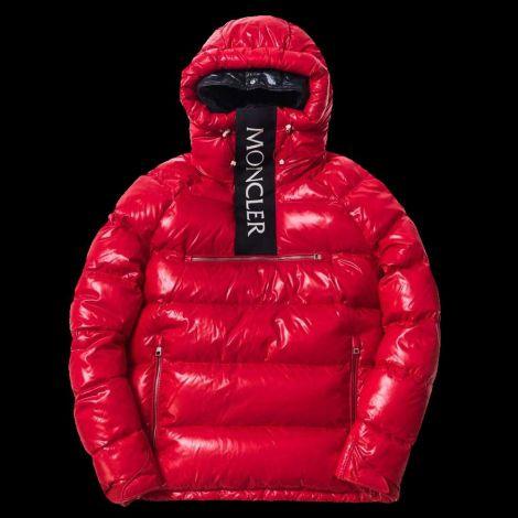 Moncler Mont Kith Kırmızı #Moncler #Mont #MonclerMont #Erkek #MonclerKith #Kith