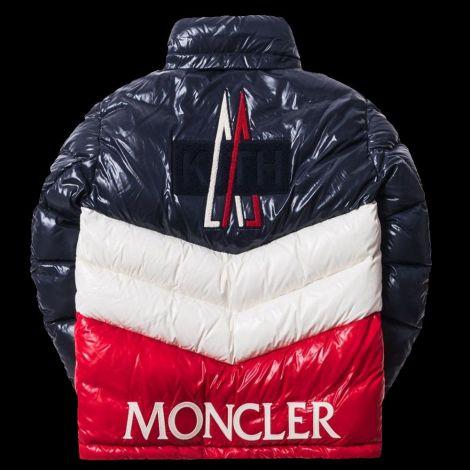Moncler Mont Kith Lacivert #Moncler #Mont #MonclerMont #Erkek #MonclerKith #Kith