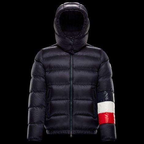Moncler Mont Wilm Lacivert - Moncler Mont Erkek Willm Genius 2020 Yeni Sezon Lacivert