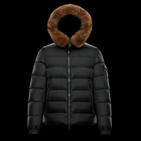 Moncler Mont Marque Siyah - Moncler Mont Marque Outwear Erkek Siyah 2021
