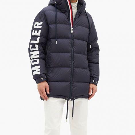 Moncler Mont Moncenisio Lacivert - Moncler Mont Moncenisio Quilted Down Coat 2021 Lacivert