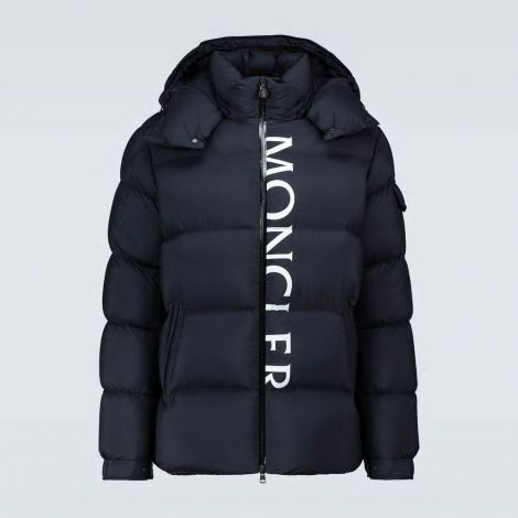 Moncler Mont Maures Lacivert - Moncler Mont Moncler Maures Down Filled Jacket Lacivert