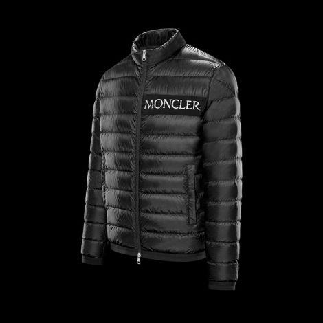 Moncler Mont Neveu Siyah - Moncler Neveu Mont Outwear Black Erkek 19 Siyah