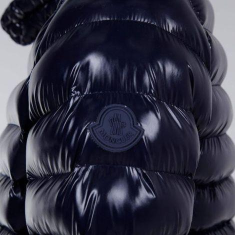 Moncler Mont Logo Lacivert - Moncler Stripe Sisme Mont Erkek 2021 Lacivert