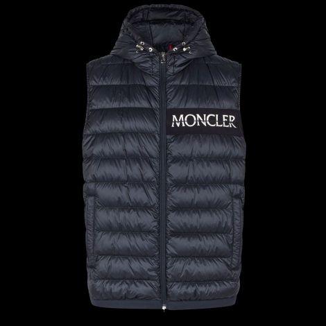 Moncler Yelek Laruns Lacivert #Moncler #Yelek #MonclerYelek #Erkek #MonclerLaruns #Laruns Moncler Yelek Laruns Quilted Shell Gilet Lacivert