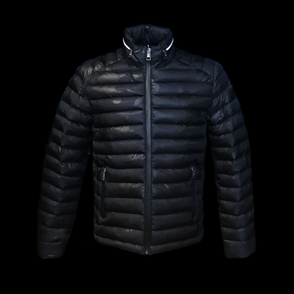 Moncler Camouflage Mont Siyah - 85 #Moncler #MonclerCamouflage #Mont