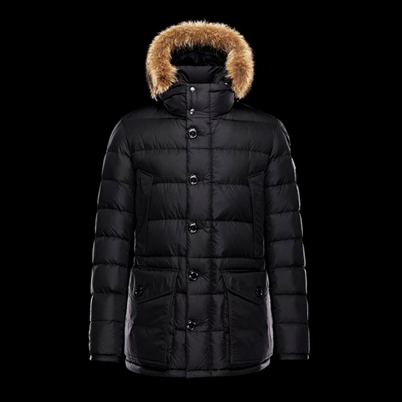 Moncler Cluny Mont Siyah - 51 #Moncler #MonclerCluny #Mont
