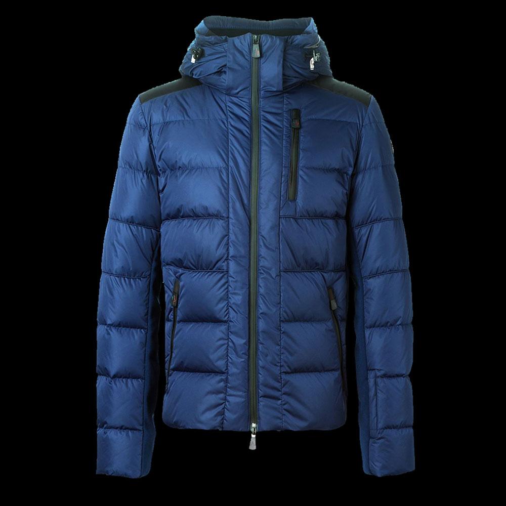 Moncler Soulare Mont Mavi - 100 #Moncler #MonclerSoulare #Mont