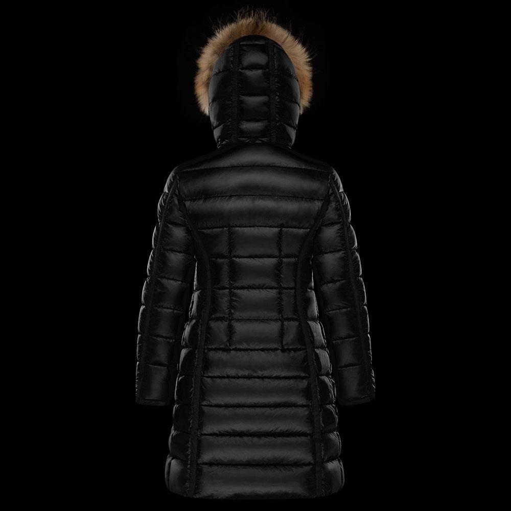 Moncler Hermifur Mont Siyah - 103 #Moncler #MonclerHermifur #Mont - 2