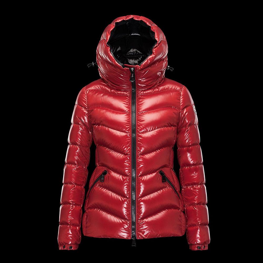 Moncler Anthia Mont Kırmızı - 80 #Moncler #MonclerAnthia #Mont