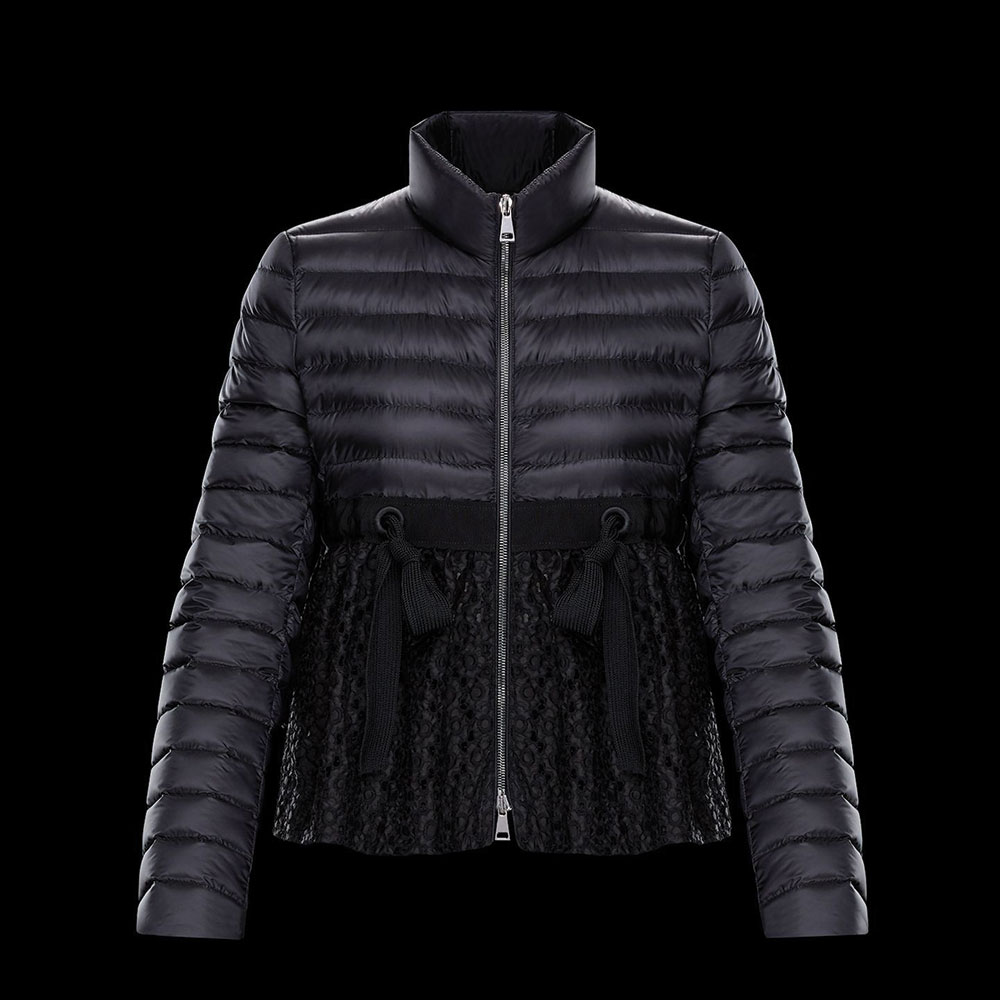Moncler Serpentine Mont Siyah - 143 #Moncler #MonclerSerpentine #Mont
