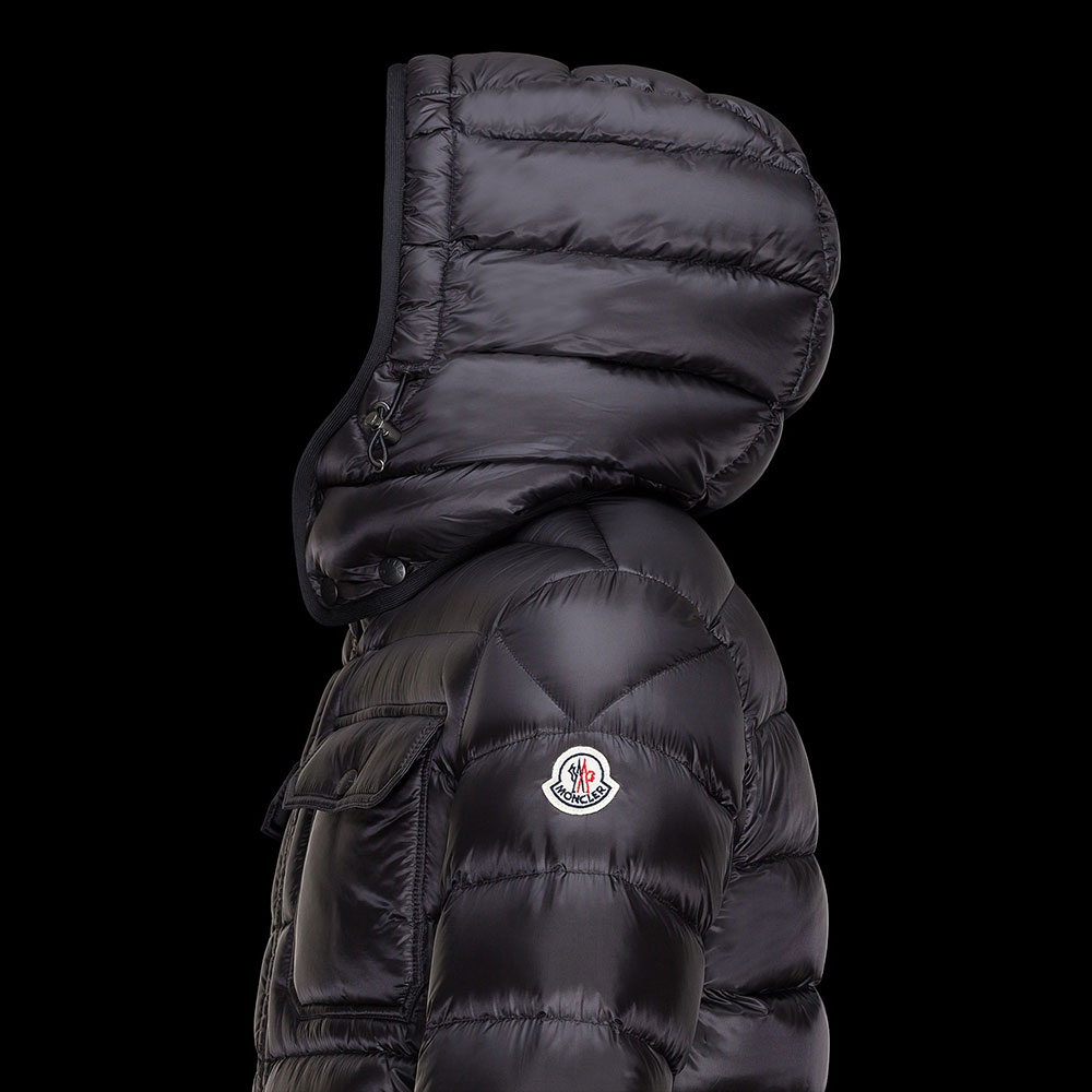 Moncler Valence Mont Siyah - 82 #Moncler #MonclerValence #Mont - 4