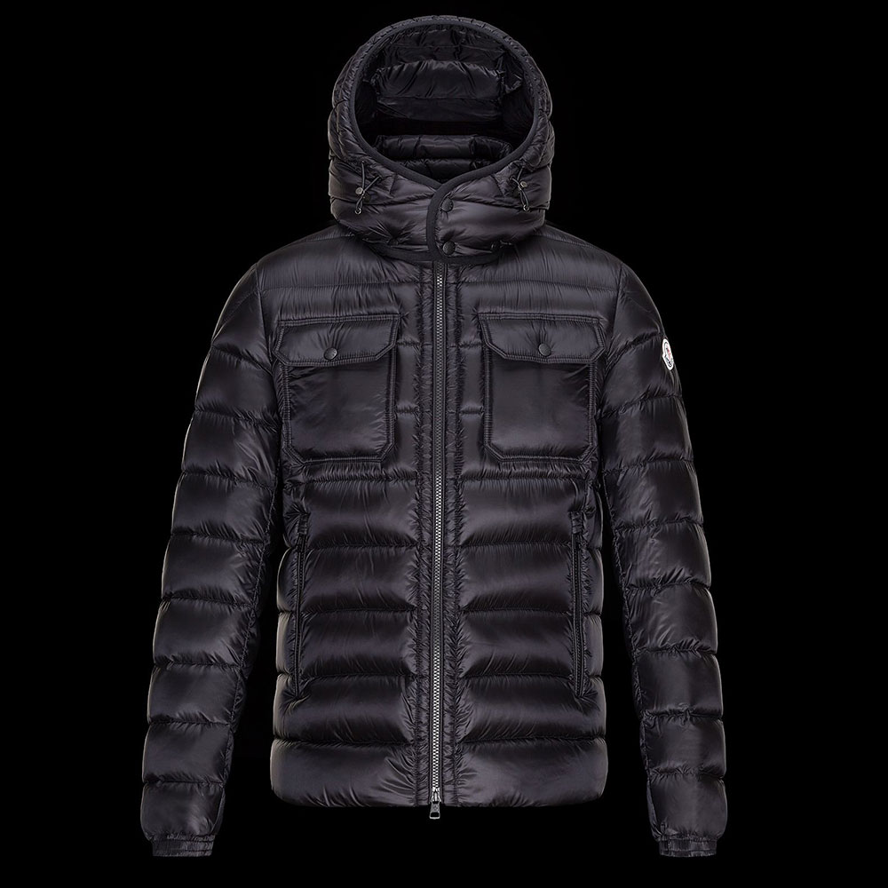 Moncler Valence Mont Siyah - 82 #Moncler #MonclerValence #Mont