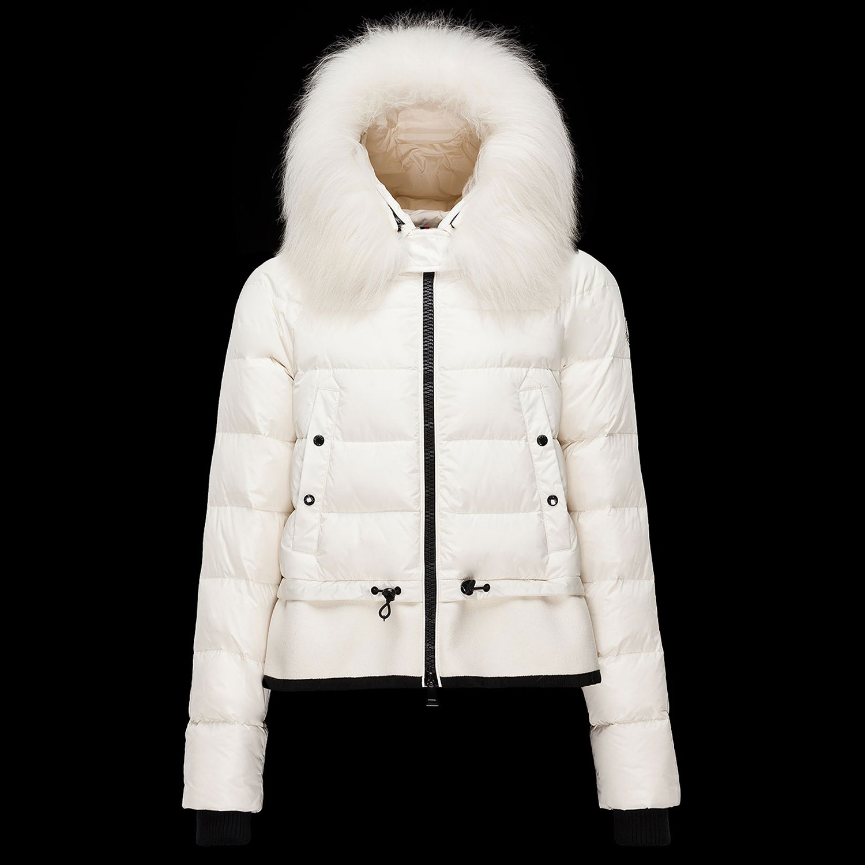 Moncler Veanne Mont Beyaz - 60 #Moncler #MonclerVeanne #Mont
