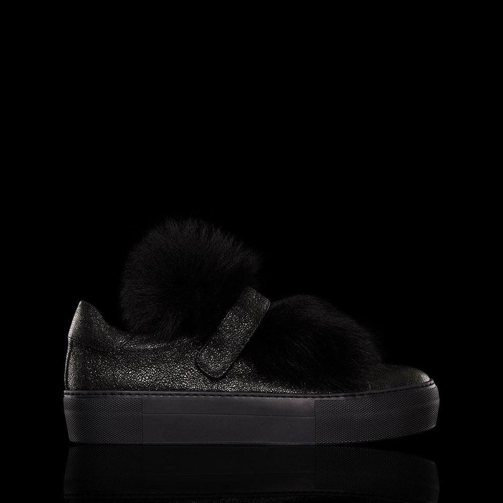Moncler Victoire Ayakkabı Siyah - 201 #Moncler #MonclerVictoire #Ayakkabı