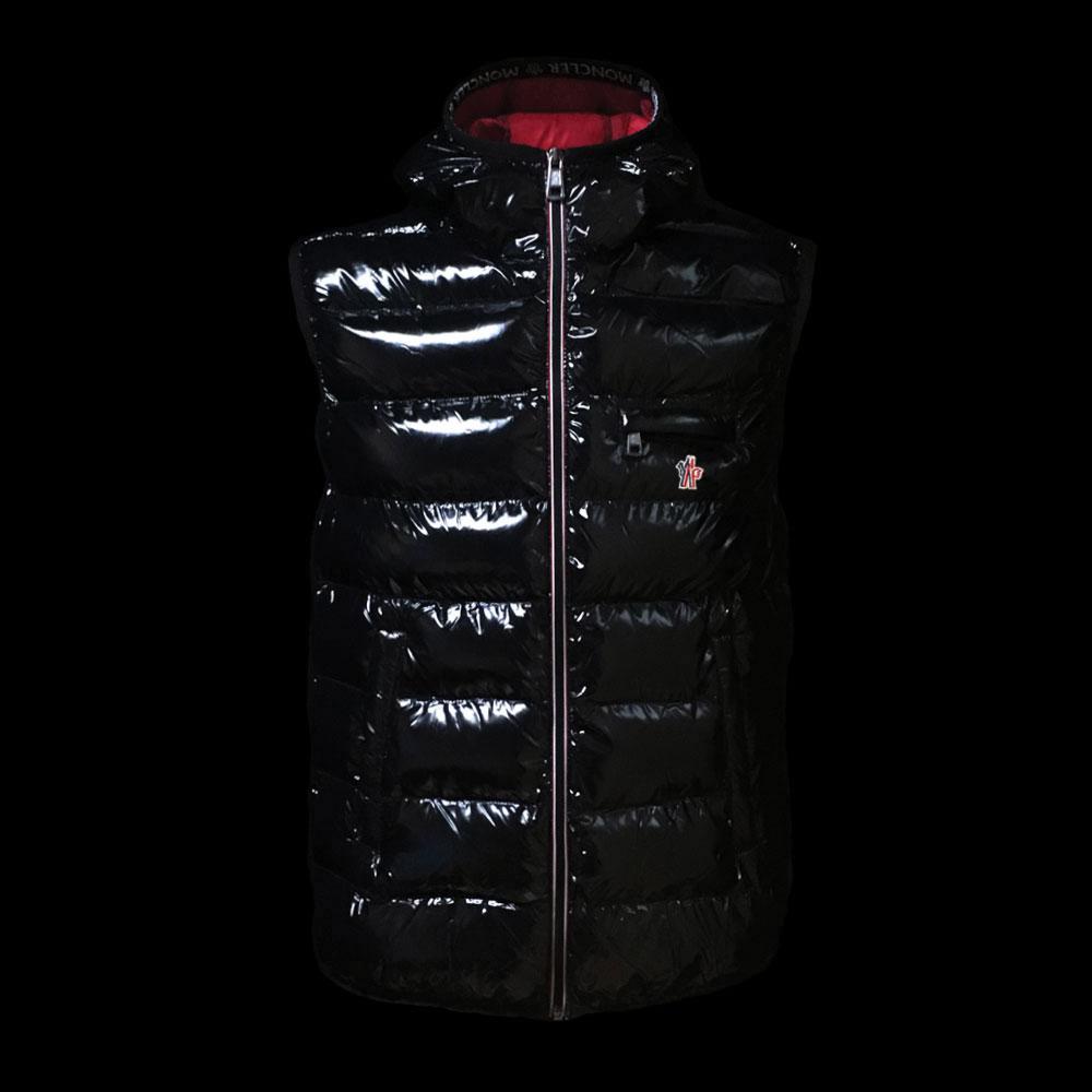 Moncler Gard Yelek Black - 84 #Moncler #MonclerGard #Yelek