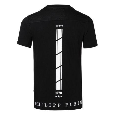 Philipp Plein Tişört Enko Siyah #PhilippPlein #Tişört #PhilippPleinTişört #Erkek #PhilippPleinEnko #Enko