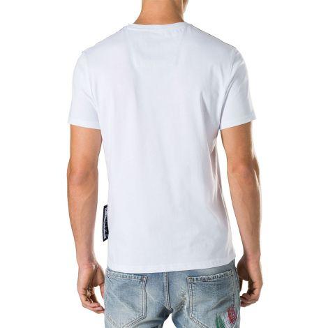 Philipp Plein Tişört Kim Beyaz #PhilippPlein #Tişört #PhilippPleinTişört #Erkek #PhilippPleinKim #Kim
