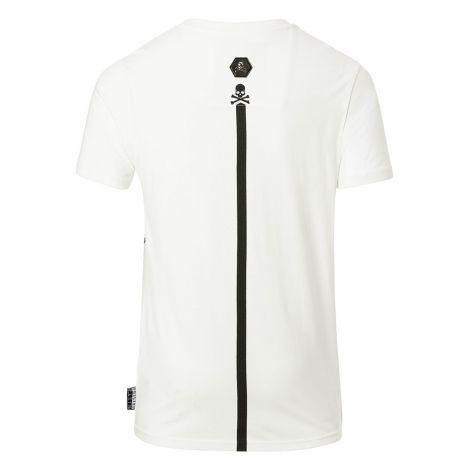 Philipp Plein Tişört Oisio Beyaz #PhilippPlein #Tişört #PhilippPleinTişört #Erkek #PhilippPleinOisio #Oisio