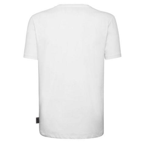 Philipp Plein Tişört Scarface Beyaz #PhilippPlein #Tişört #PhilippPleinTişört #Erkek #PhilippPleinScarface #Scarface