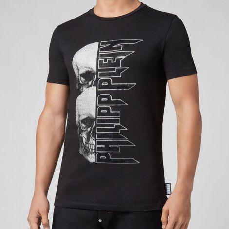 Philipp Plein Tişört Skull Siyah #PhilippPlein #Tişört #PhilippPleinTişört #Erkek #PhilippPleinSkull #Skull
