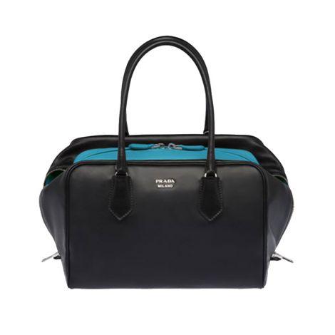 Prada Çanta İnside Bag Mavi #Prada #Çanta #PradaÇanta #Kadın #Pradaİnside Bag #İnside Bag