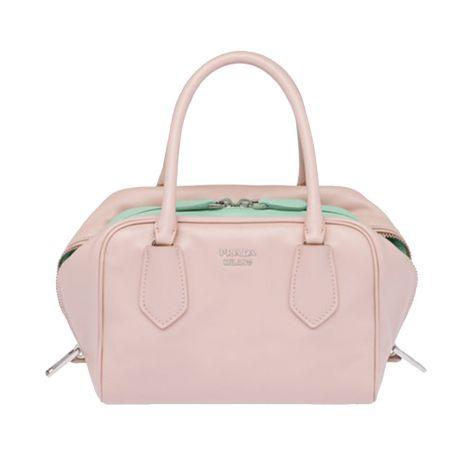 Prada Çanta İnside Bag Pembe #Prada #Çanta #PradaÇanta #Kadın #Pradaİnside Bag #İnside Bag
