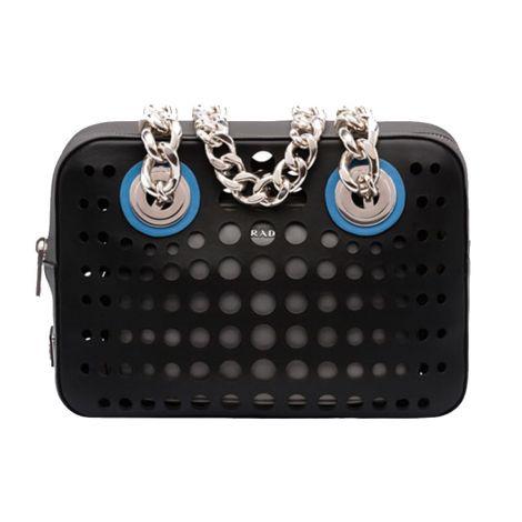 Prada Çanta Top Handle Bag Mavi #Prada #Çanta #PradaÇanta #Kadın #PradaTop Handle Bag #Top Handle Bag