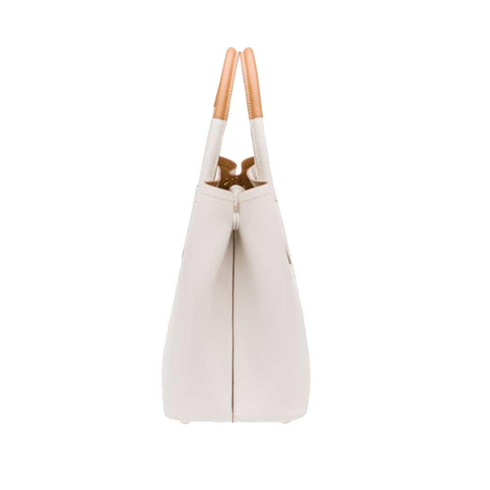 Prada Double Bag Çanta Beyaz - 5 #Prada #PradaDoubleBag #Çanta - 2
