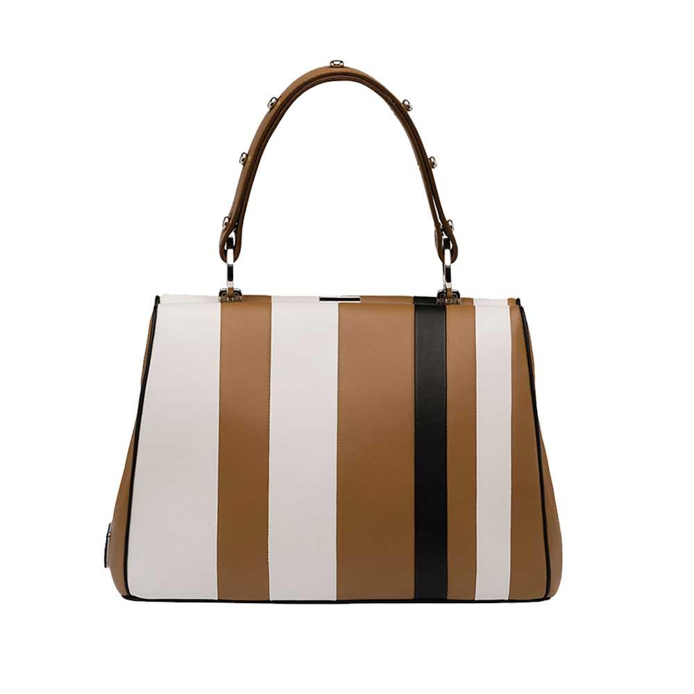 Prada Frame Bag Çanta Kahverengi - 6 #Prada #PradaFrameBag #Çanta