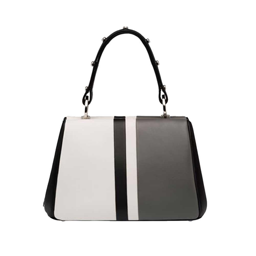Prada Frame Bag Çanta Beyaz - 9 #Prada #PradaFrameBag #Çanta