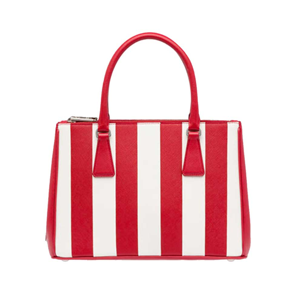 Prada Galleria Bag Çanta Kırmızı - 10 #Prada #PradaGalleriaBag #Çanta