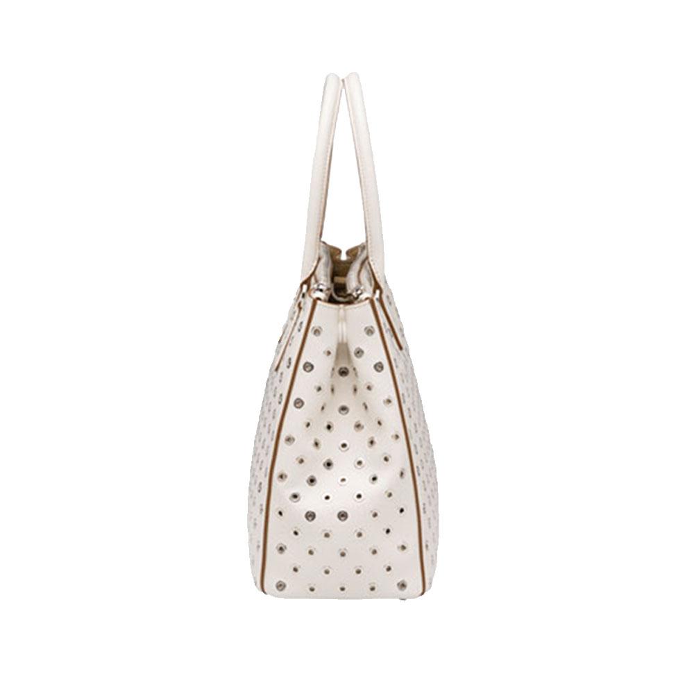 Prada Galleria Bag Çanta Beyaz - 12 #Prada #PradaGalleriaBag #Çanta - 2