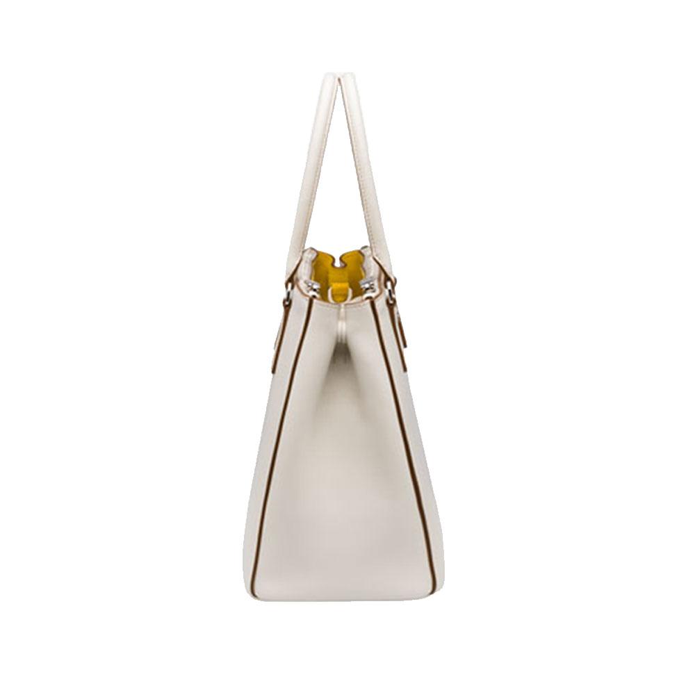 Prada Galleria Bag Çanta Beyaz - 18 #Prada #PradaGalleriaBag #Çanta - 2