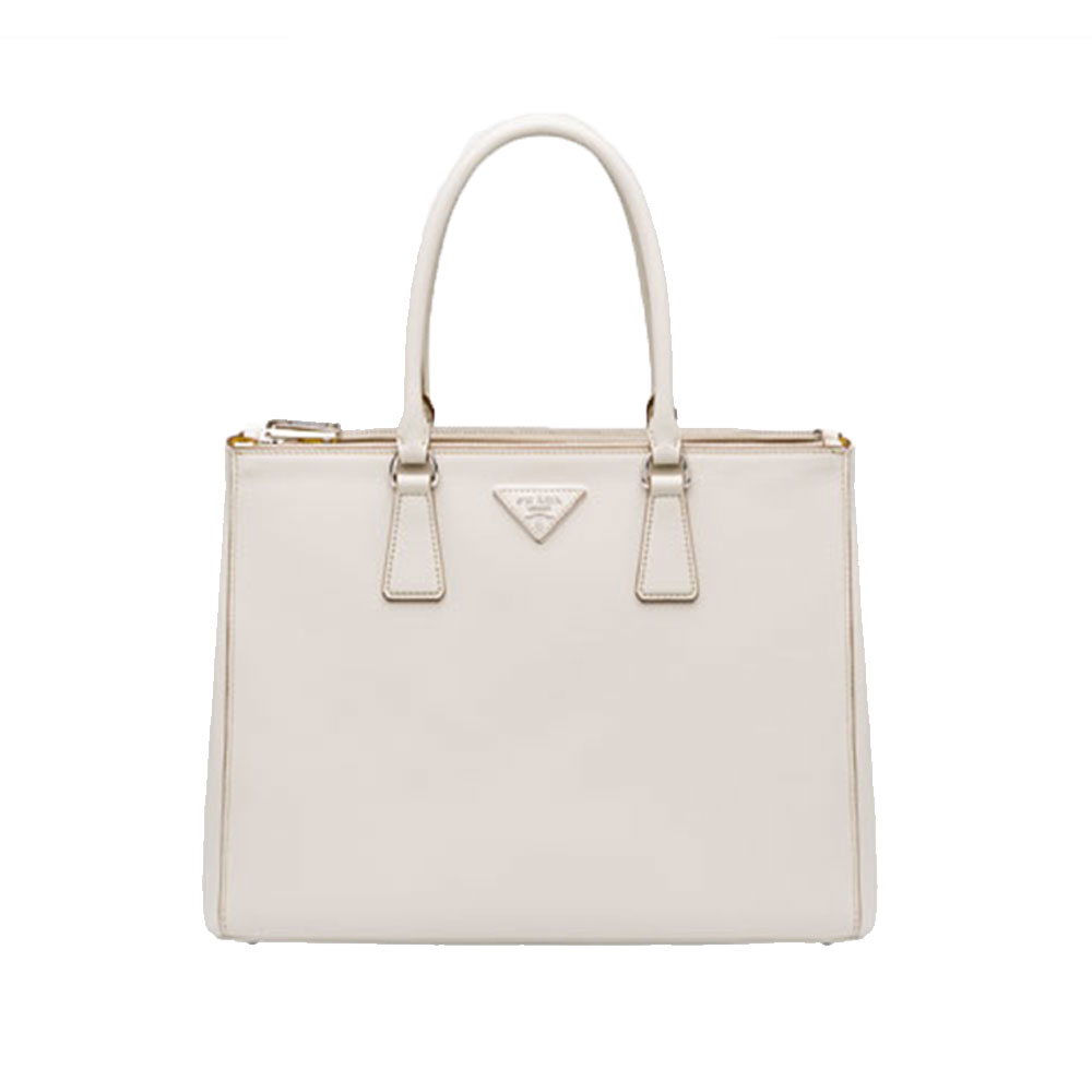 Prada Galleria Bag Çanta Beyaz - 18 #Prada #PradaGalleriaBag #Çanta