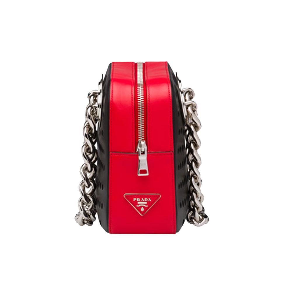 Prada Top Handle Bag Çanta Kırmızı - 22 #Prada #PradaTopHandleBag #Çanta - 2