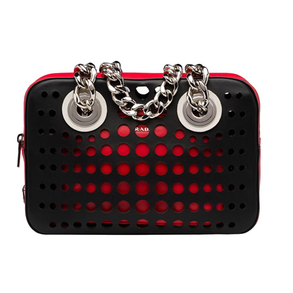 Prada Top Handle Bag Çanta Kırmızı - 22 #Prada #PradaTopHandleBag #Çanta