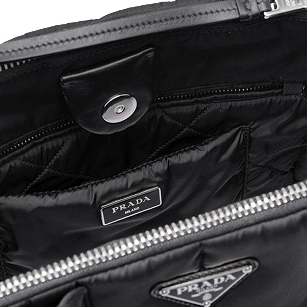 Prada Tote Bag Çanta Siyah - 25 #Prada #PradaToteBag #Çanta - 4
