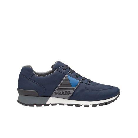 Prada Ayakkabı Technical Lacivert #Prada #Ayakkabı #PradaAyakkabı #Erkek #PradaTechnical #Technical